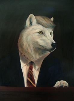 Trump Wolf