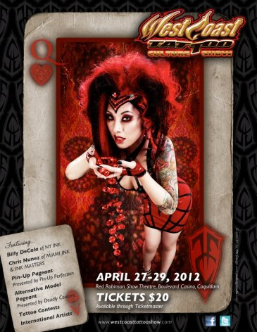 Westcoast Tattoo & Culture Show